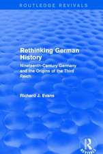 Rethinking German History