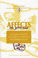 Affects as Process