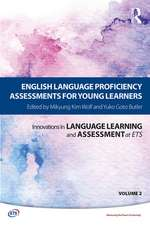 English Language Proficiency Assessments for Young Learners