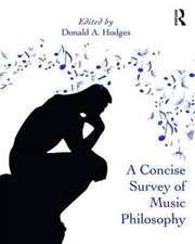 Creating a Personal Philosophy of Music