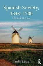 Spanish Society, 1348-1700
