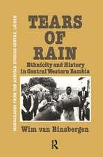 Tears of Rain - Ethnicity & Hist