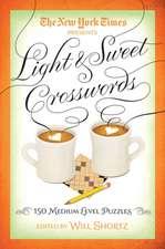 The New York Times Light & Sweet Crosswords