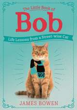 The Little Book of Bob: Life Lessons from a Streetwise Cat