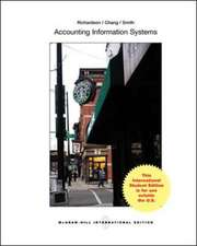 Accounting Information Systems (Int'l Ed)