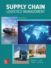 Loose Leaf for Supply Chain Logistics Management 5e