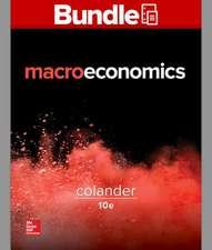 Gen Combo Macroeconomics; Study Guide Macroeconomics