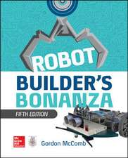 Robot Builder's Bonanza, 5th Edition