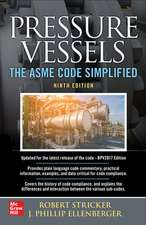 Pressure Vessels: The ASME Code Simplified, 9E