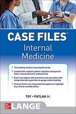 Case Files Internal Medicine, Sixth Edition