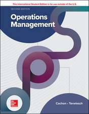 ISE Operations Management, 2nd Edition