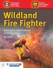 Wildland Fire Fighter