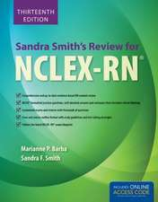Sandra Smith's Review for NCLEX-RN?