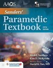 Sander's Paramedic 5e W/Preferred Access