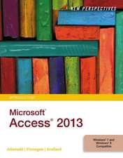New Perspectives on Microsoft¿ Access 2013, Introductory