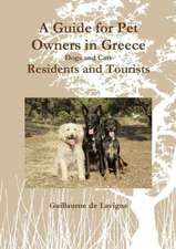 A Guide for Pet Owners in Greece Residents and Tourists