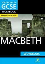 Gould, M: Macbeth: York Notes for GCSE (9-1) Workbook