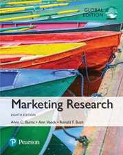 Burns, A: Marketing Research, Global Edition
