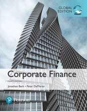 Corporate Finance, Global Edition