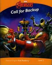 Level 3: Marvel's Avengers: Call for Back Up