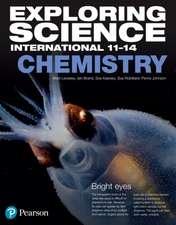 Exploring Science International Chemistry Student Book