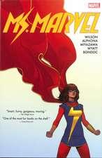 Ms. Marvel Omnibus Vol. 1