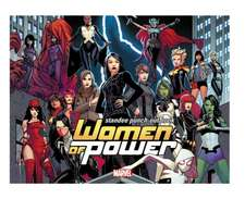 Heroes of Power: The Women of Marvel: Standee Punch-Out Book