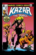 Ka-Zar: Savage Dawn