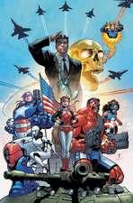 U.s.avengers Vol. 1: American Intelligence Mechanics