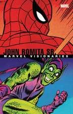 Marvel Visionaries: John Romita Sr.