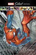 Ultimate Spider-man: Power And Responsibility Marvel Select Edition