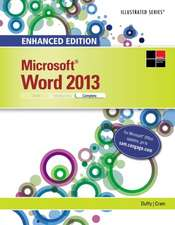 Enhanced Microsoft Word 2013