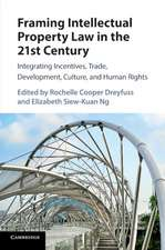 Framing Intellectual Property Law in the 21st Century: Integrating Incentives, Trade, Development, Culture, and Human Rights