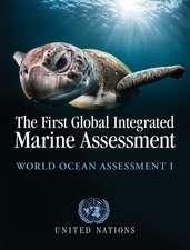 The First Global Integrated Marine Assessment  : World Ocean Assessment I