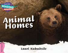 Animal Homes Pink A Band