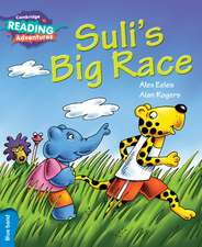Suli's Big Race Blue Band