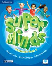 Super Minds Level 1 Student's Book Pan Asia Edition