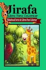 Jirafa Libro Para Colorear