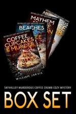 Sky Valley Murderous Coffee Crumb Cozy Mystery Box Set