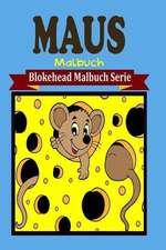 Maus Malbuch