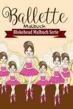 Ballette Malbuch