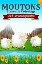 Moutons Livres de Coloriage