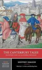 The Canterbury Tales – Seventeen Tales and the General Prologue 3rd Edition