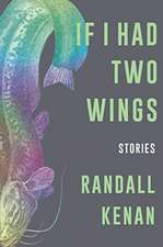 If I Had Two Wings – Stories