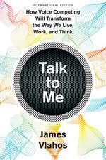Talk to Me (International Edition)