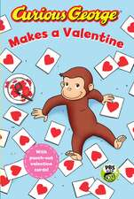 Curious George Makes a Valentine (CGTV reader)