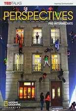 Perspectives Pre-Intermediate: Student's Book