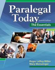 Paralegal Today:  The Essentials, Loose-Leaf Version