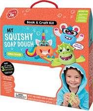 Klutz Jr. My Squishy Soap Dough