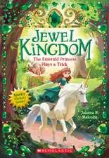 Emerald Princess Plays a Trick (Jewel Kingdom #3)